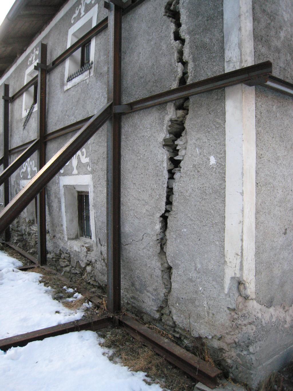 Interventi Di Consolidamento Murature.Interventi Di Consolidamento Statico In Edifici Storici