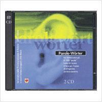 Parole - Wörter (audiocassette e CD)